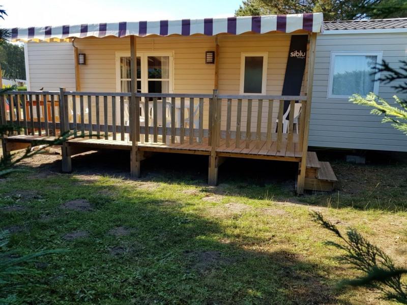 Mobil home neuf 6/8 personnes dans camping 4 étoiles ''Les Charmettes''