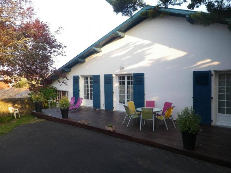 facade coté jardin