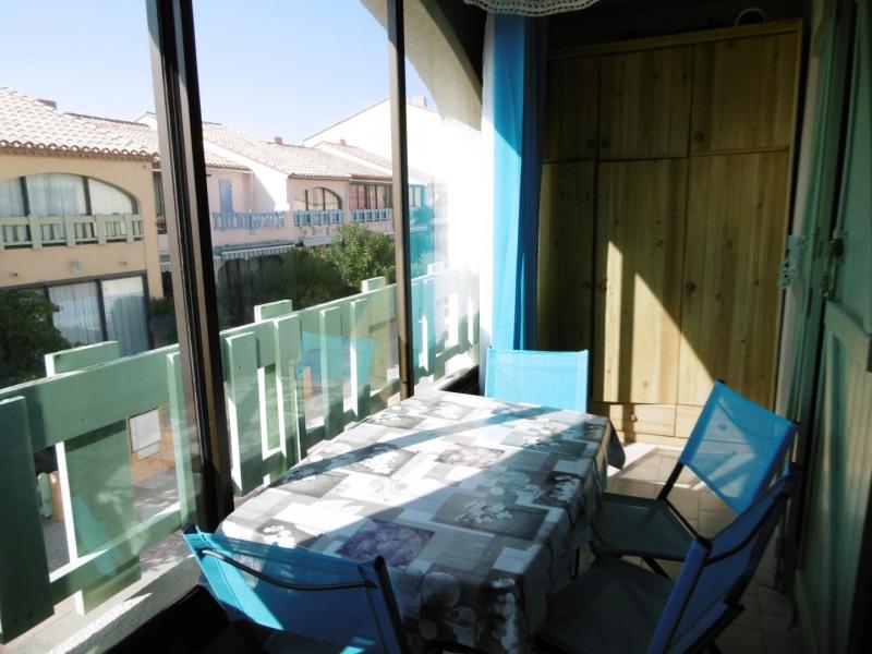 Location vacances Le Barcarès -  Appartement - 6 personnes - Balcon - Photo N° 1