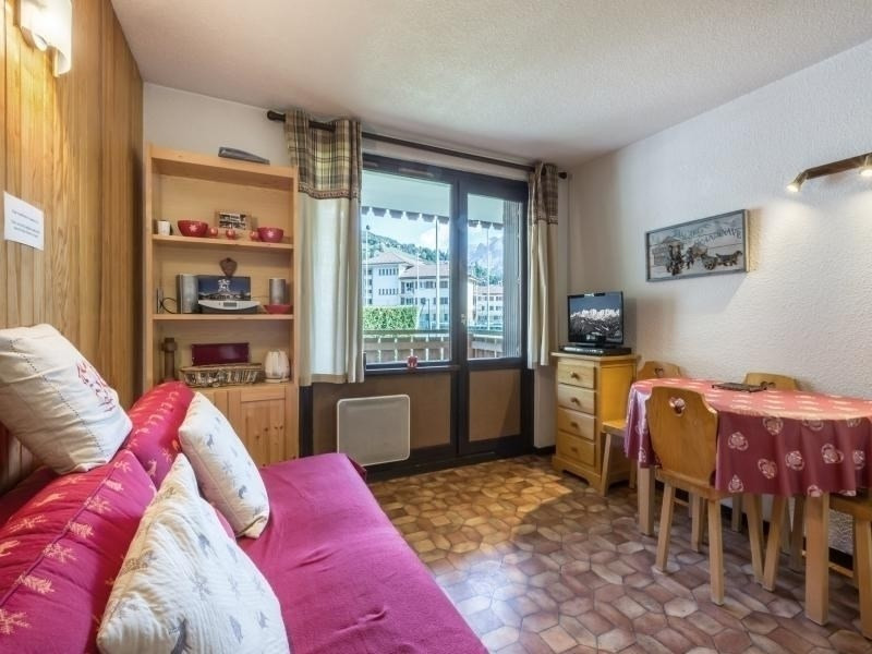 Location vacances La Clusaz -  Appartement - 3 personnes - Télévision - Photo N° 1