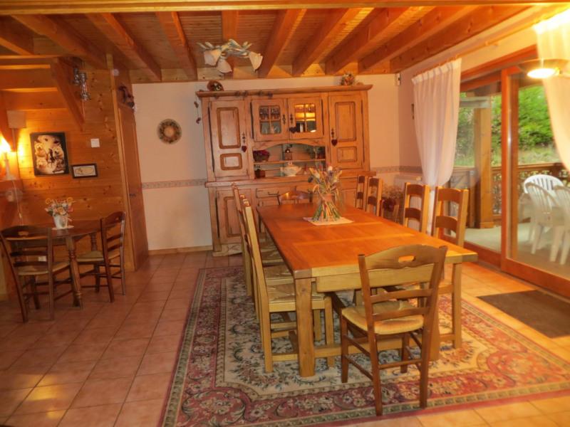 Location vacances Morillon -  Maison - 16 personnes - Barbecue - Photo N° 1