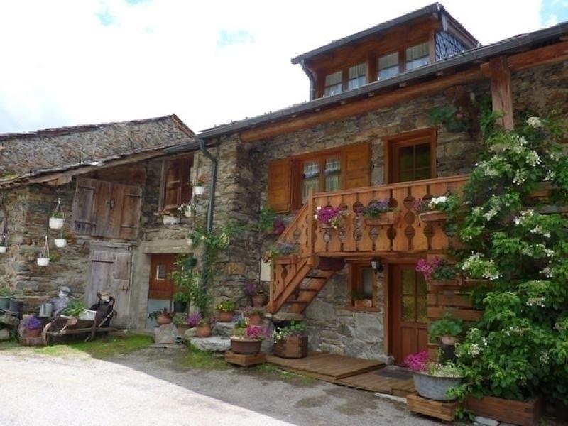Location vacances Ascou -  Maison - 6 personnes - Barbecue - Photo N° 1