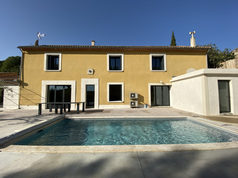 Location vacances Beaumes-de-Venise -  Maison - 10 personnes - Barbecue - Photo N° 1