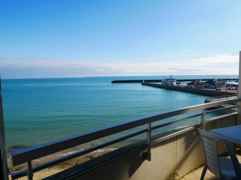 QUIBERON - Beau deux pièces vue mer grande plage