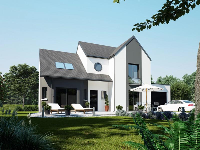 """Modèle de maison  """"Modèle de maison ATLAS de 4 chambres"""" à partir de 5 pièces Eure par MAISONS BAZIN VASSORT"""