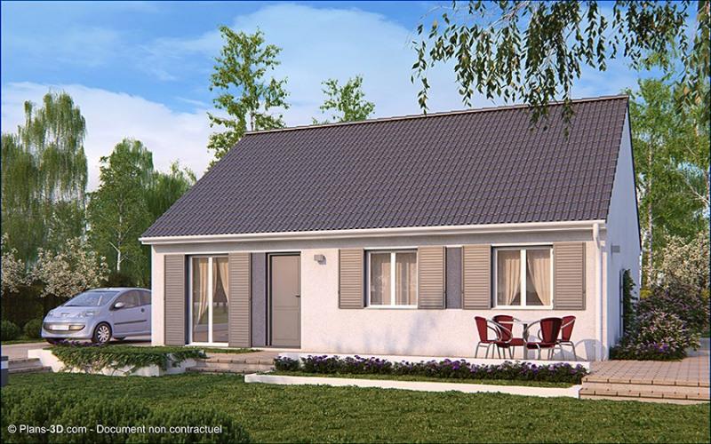 Maison  4 pièces + Terrain 241 m² Épernay par MAISONS PIERRE