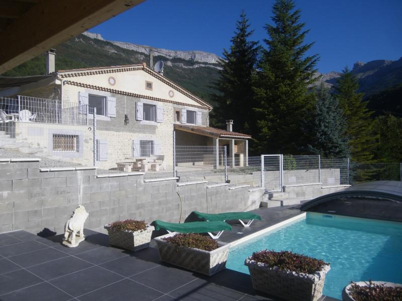 Holiday rentals Saint-Julien-en-Quint - House - 8 persons - BBQ - Photo N° 1