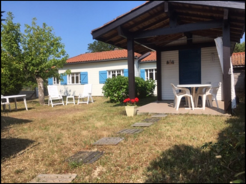 Location vacances Mimizan -  Maison - 5 personnes - Barbecue - Photo N° 1