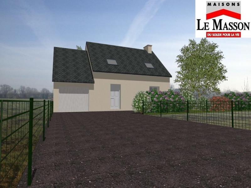 Maison  5 pièces + Terrain 730 m² Tourville-sur-Sienne par MAISONS LE MASSON SAINT LO