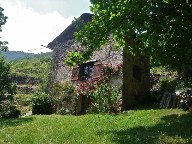 Location vacances Valdeblore -  Maison - 8 personnes - Barbecue - Photo N° 1