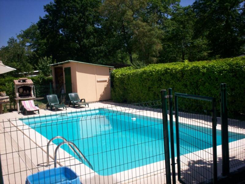 piscine privé 8x4