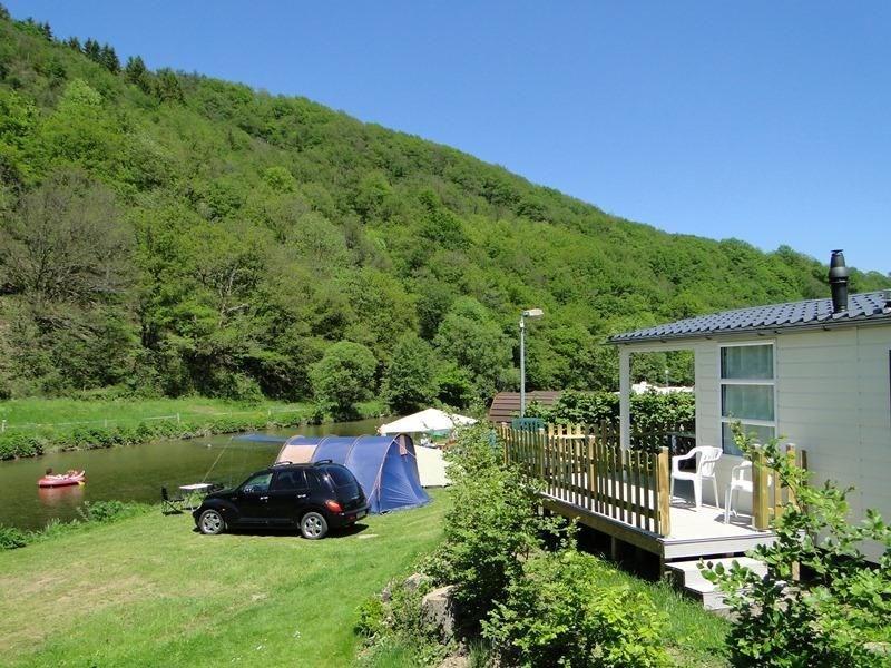 Camping Bissen, 175 emplacements, 9 locatifs
