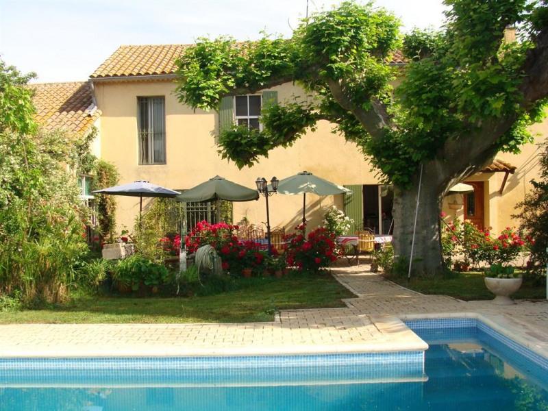 Ferienwohnungen Sorgues - Haus - 12 Personen - Grill - Foto Nr. 1