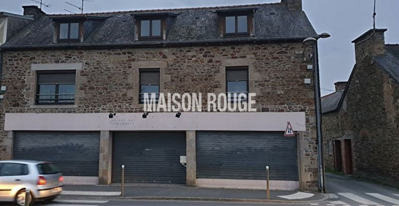 Vente Local commercial Lamballe