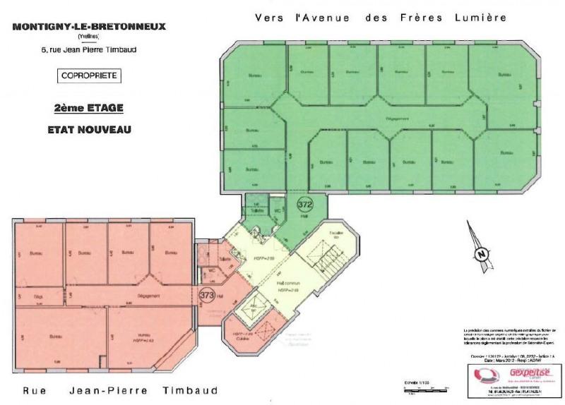 Vente Bureau Montigny-le-Bretonneux