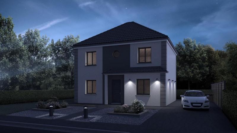 Maison  6 pièces + Terrain 850 m² Villers-sur-le-Roule par LES MAISONS EXTRACO - AGENCE DES ANDELYS