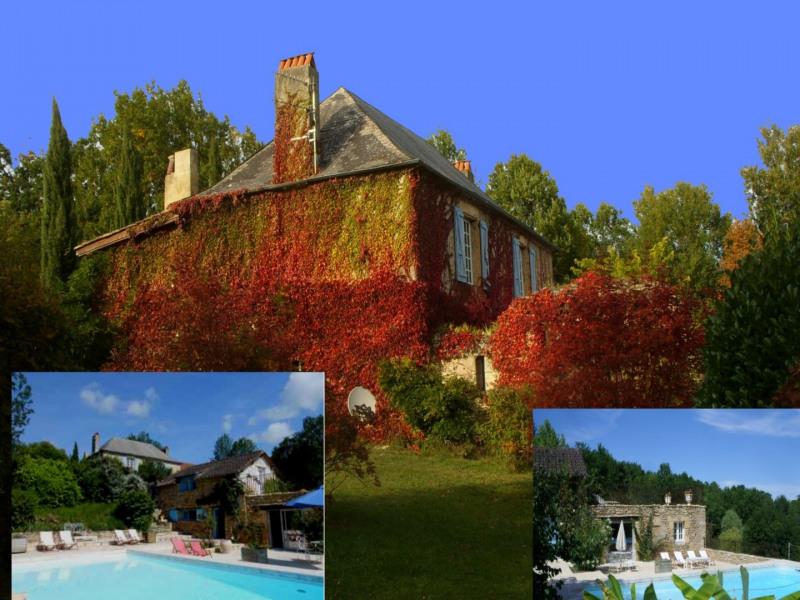 Location vacances Auriac-du-Périgord -  Maison - 12 personnes - Barbecue - Photo N° 1