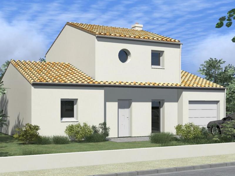 Maison  5 pièces + Terrain 830 m² Gorges par ALLIANCE CONSTRUCTION VALLET