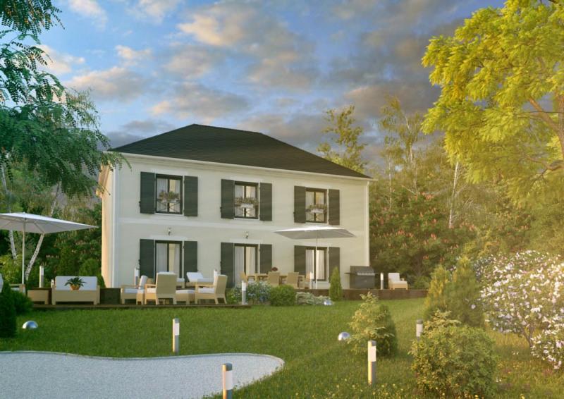 Maison  6 pièces + Terrain 501 m² Saint-Germain-Lès-Arpajon par MAISONS PIERRE