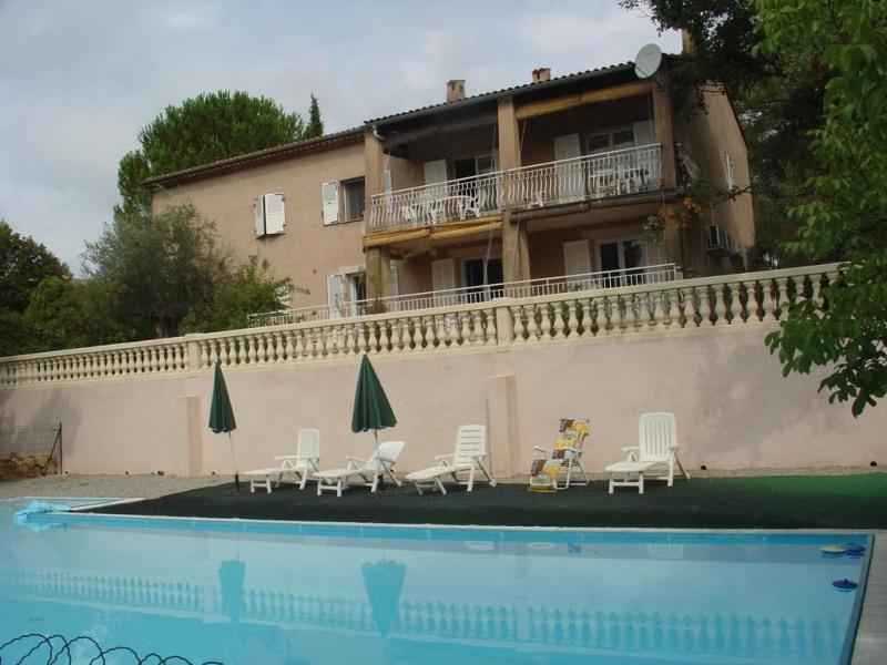 Location vacances Lorgues -  Chambre d'hôtes - 2 personnes - Chaise longue - Photo N° 1