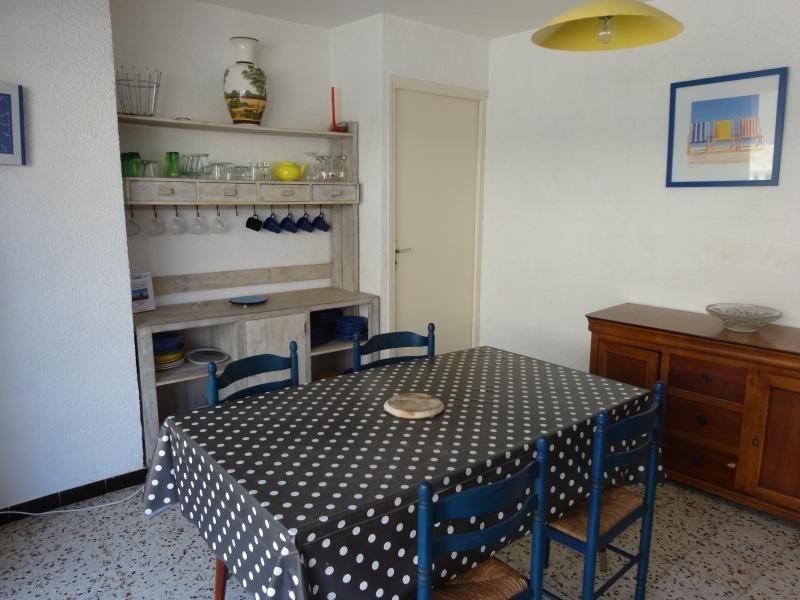Location vacances Gruissan -  Appartement - 6 personnes - Télévision - Photo N° 1