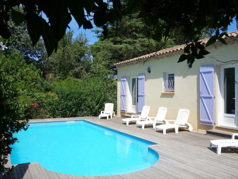 Spacieuse villa climatisée piscine privée entre mer & montagne dans l'Hérault
