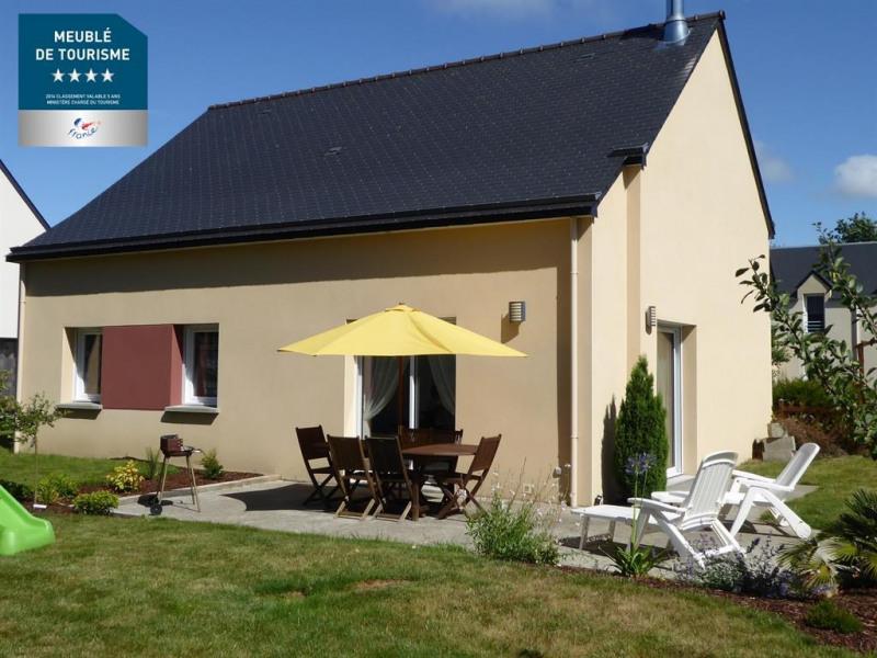 Location vacances Saint-Briac-sur-Mer -  Maison - 6 personnes - Barbecue - Photo N° 1