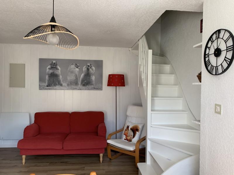 Location vacances Saint-Lary-Soulan -  Appartement - 5 personnes - Chaise longue - Photo N° 1
