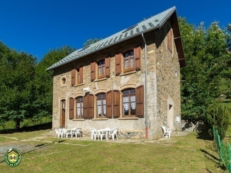 Location vacances Vaujany -  Maison - 6 personnes - Jardin - Photo N° 1