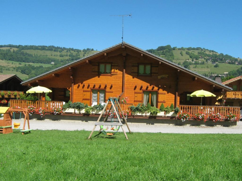 Holiday rentals Bernex - Apartment - 6 persons - BBQ - Photo N° 1
