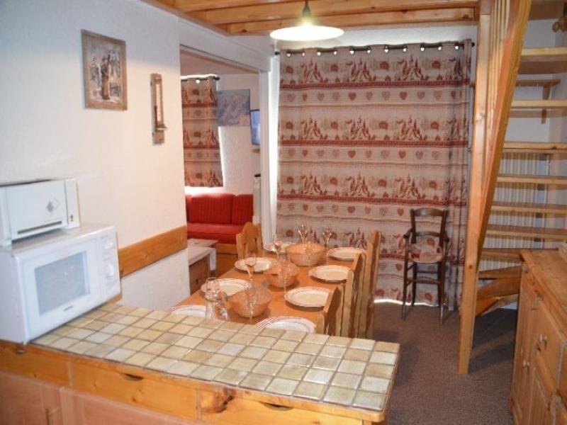 Appartement avec mezzanine pour 7 personnes aux Ménuires