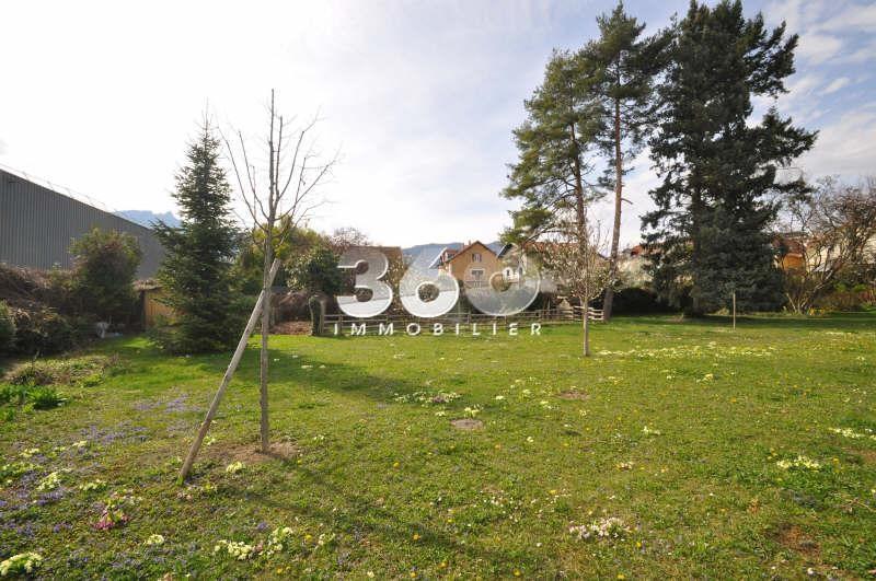 Vente terrain AixlesBains 700m 198000