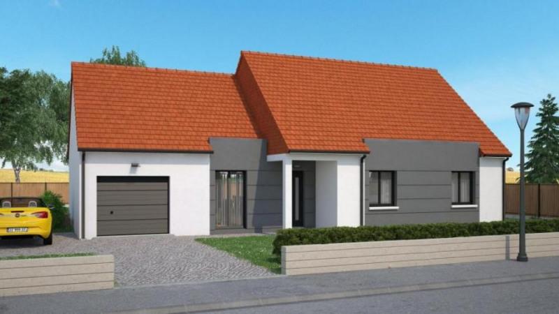 Maison  5 pièces + Terrain 3227 m² Ligré par MAISONS ERICLOR