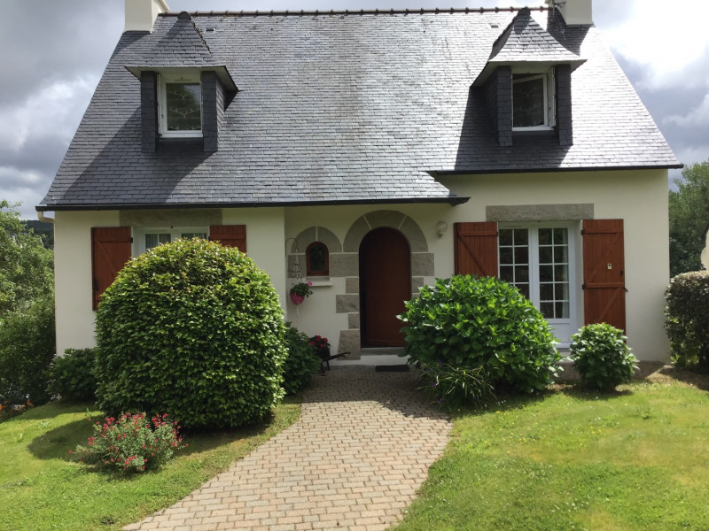 Holiday rentals Plestin-les-Grèves - House - 8 persons - BBQ - Photo N° 1