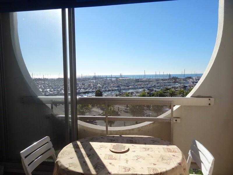 Location vacances La Grande-Motte -  Appartement - 3 personnes - Télévision - Photo N° 1