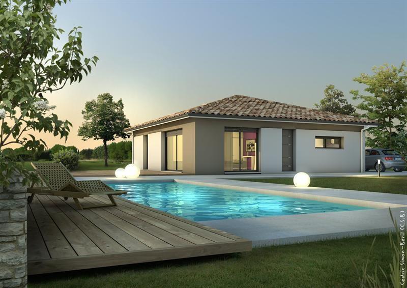 Maison  5 pièces + Terrain 757 m² Saint-Avit par LES MAISONS LCA MONT DE MARSAN