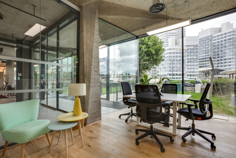Location Coworking - Bureau privé Boulogne-Billancourt