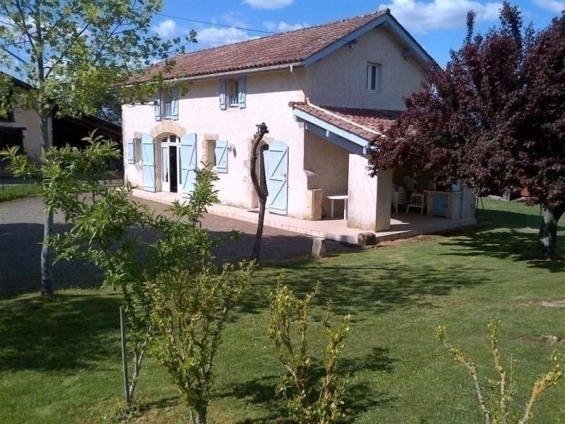 Location vacances Larbey -  Maison - 6 personnes - Barbecue - Photo N° 1