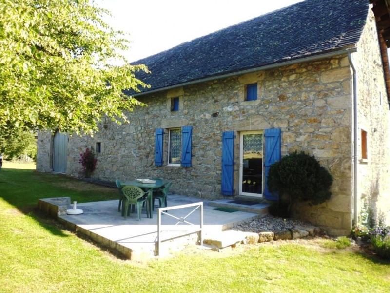 Location vacances Sousceyrac -  Maison - 4 personnes - Barbecue - Photo N° 1