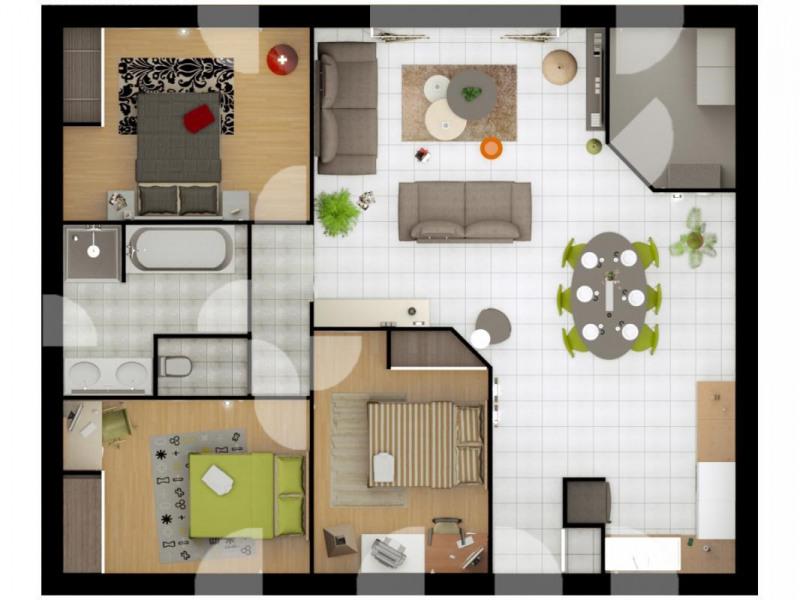 Maison  5 pièces + Terrain 640 m² Maché par ALLIANCE CONSTRUCTION CHALLANS