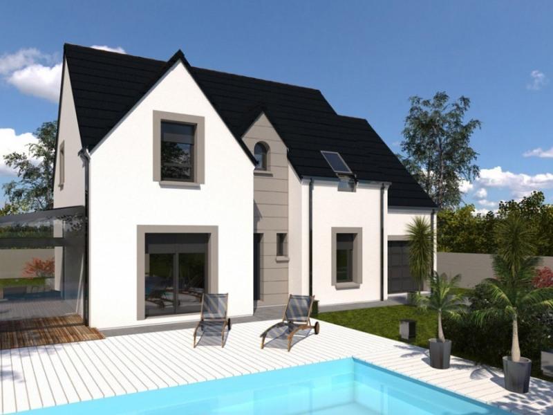 Maison  6 pièces + Terrain 1000 m² Authevernes par MAISONS LELIEVRE