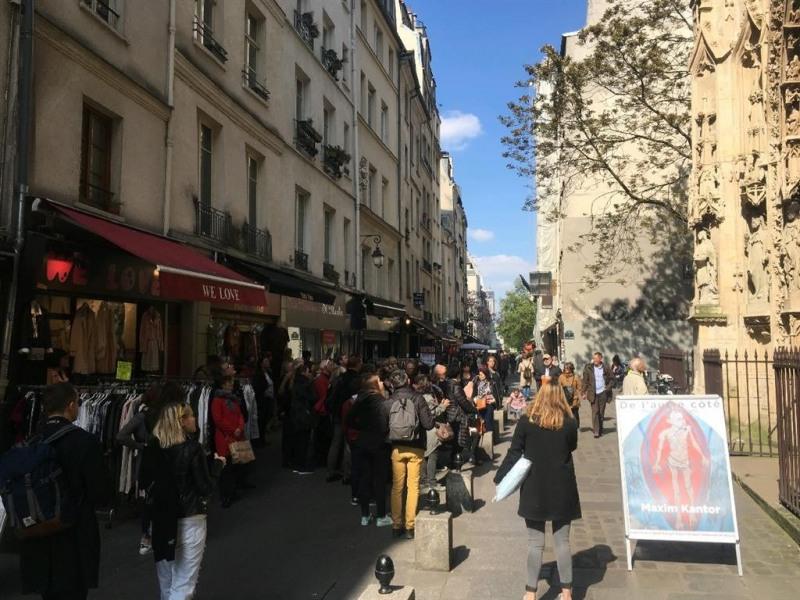 Location Boutique Paris 4ème