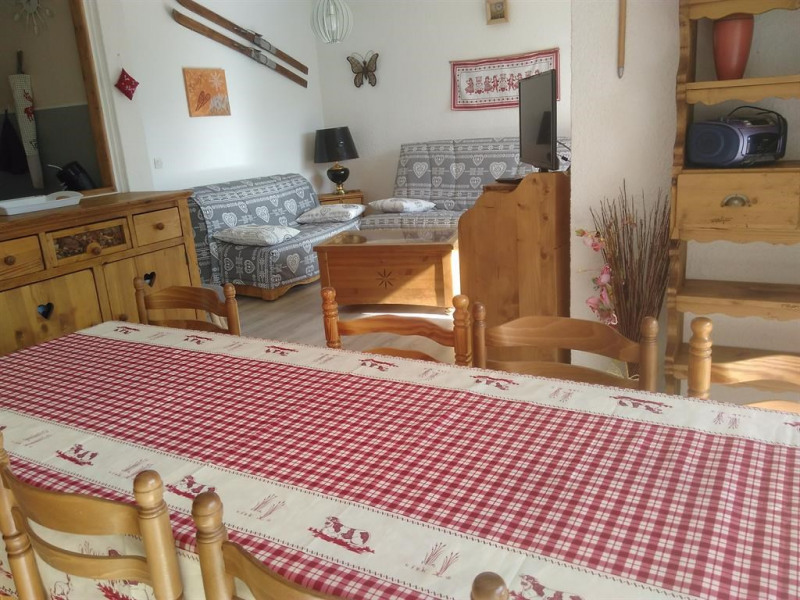 Holiday rentals Les Deux Alpes - Apartment - 8 persons - Garden - Photo N° 1