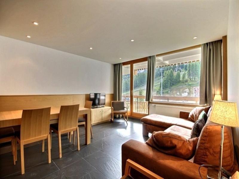 Bel appartement avec terrasse, accès direct aux pistes