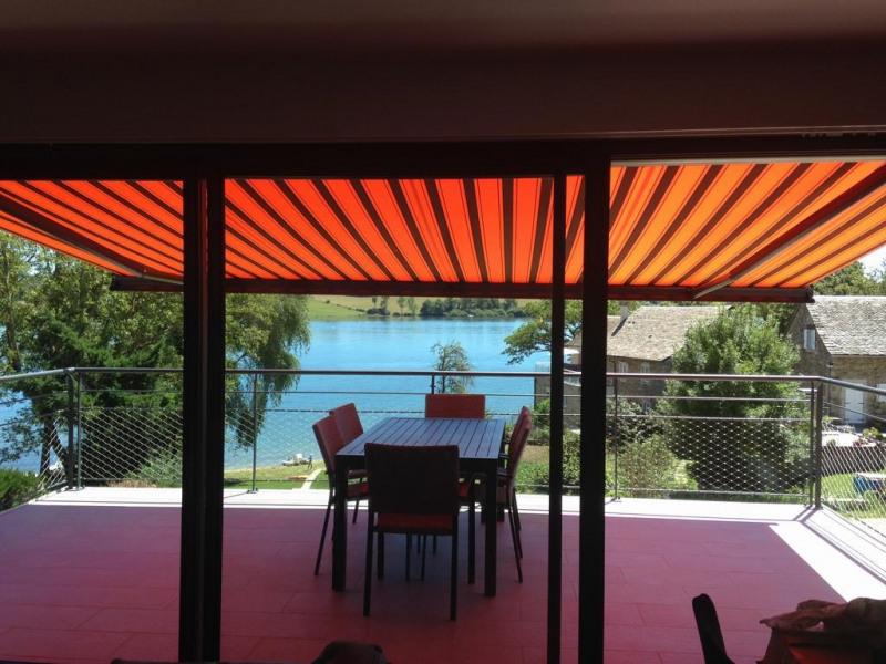 Location vacances Canet-de-Salars -  Appartement - 6 personnes - Barbecue - Photo N° 1