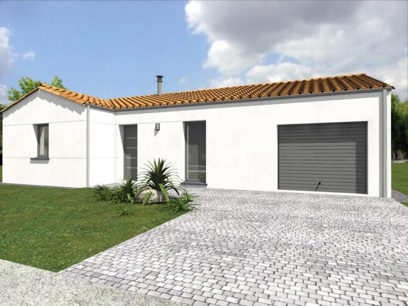 Maison  4 pièces + Terrain 325 m² Saint-Jean-de-Monts par ALLIANCE CONSTRUCTION CHALLANS