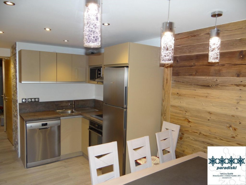 Location vacances Bourg-Saint-Maurice -  Appartement - 10 personnes - Barbecue - Photo N° 1
