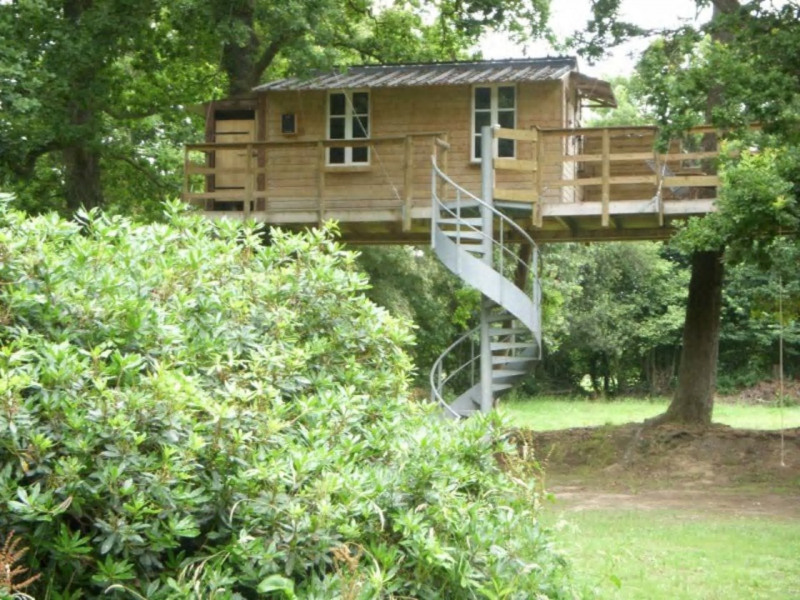 Location vacances Terre-et-Marais -  Insolite - 4 personnes - Chaise longue - Photo N° 1