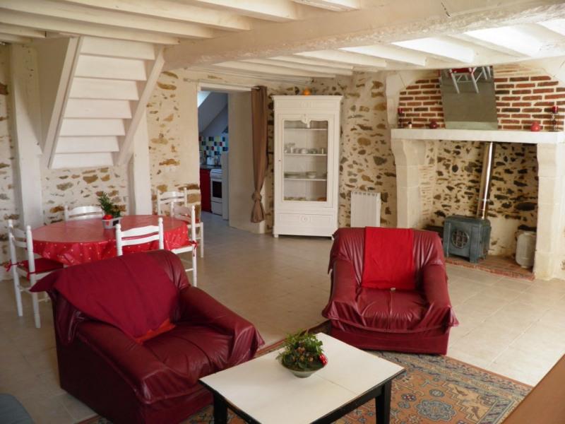 Location vacances Château-Gontier -  Gite - 4 personnes - Chaise longue - Photo N° 1