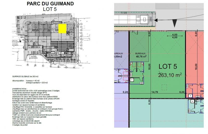 Vente Local d'activités / Entrepôt Valence